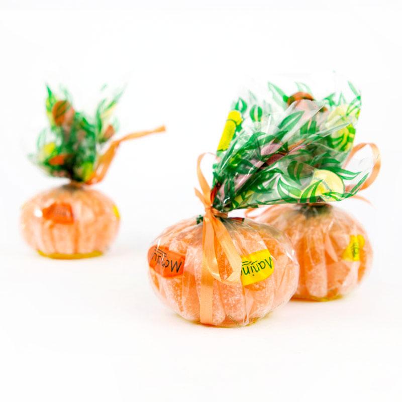 Naranja-de-caramelo